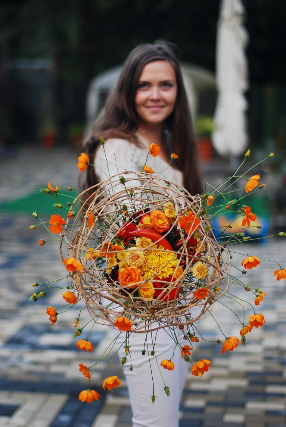 Идеи для флористики фото